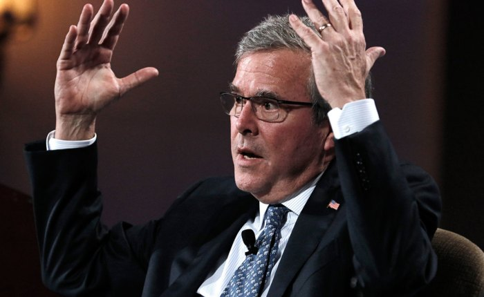 The Last Days of Jeb (!)