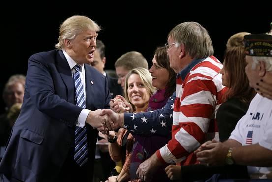 Trump: The Wrong Kind OfOutsider