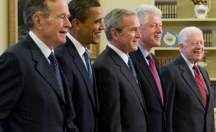Ranking The Modern Presidents (&Trump)