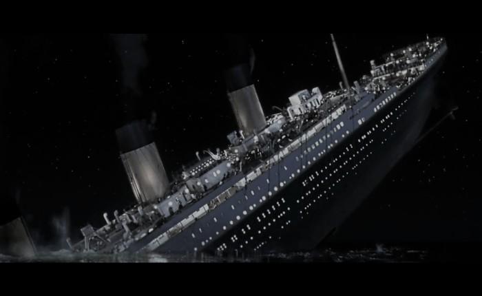 Trump's Sinking Ship