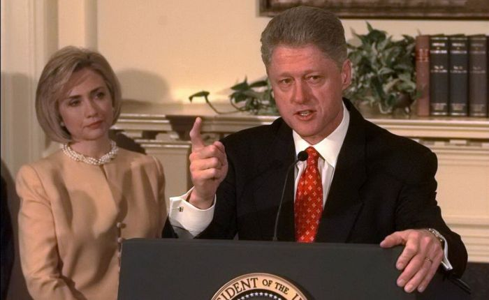 Lessons From The Lewinsky Scandal: 20 Years On