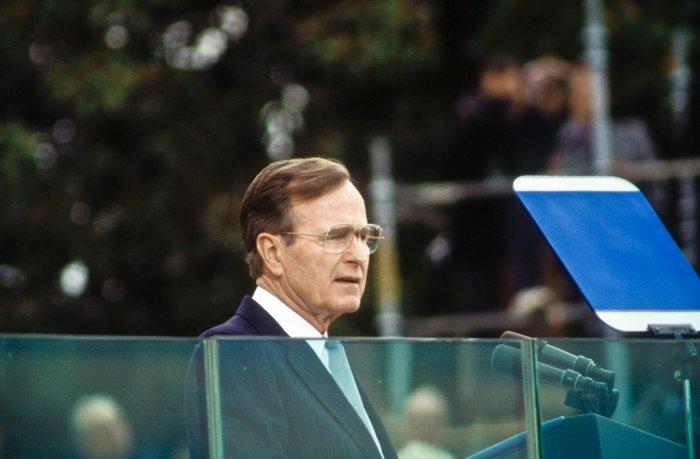 George H.W. Bush: ALegacy