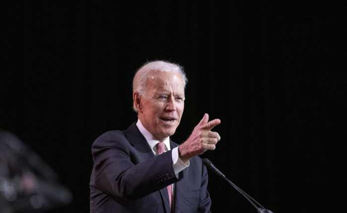 Joe Biden at 100 (Days)