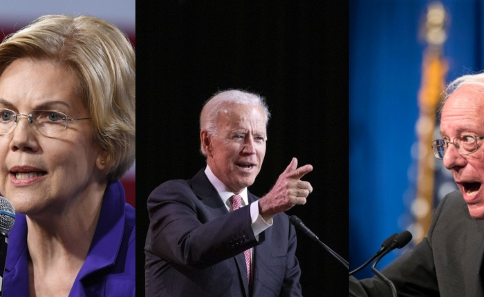 The Battle of the DemocratsBegins
