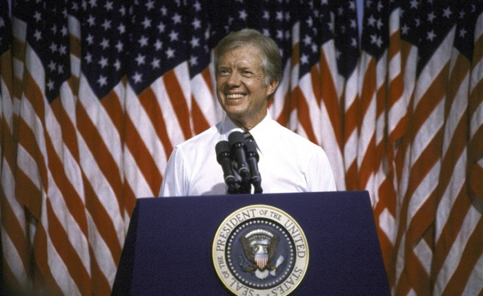 My Favorite President: Jimmy Carter